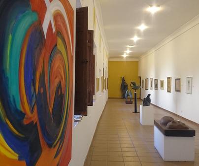 Museo MAC Florencio de la Fuente de Huete