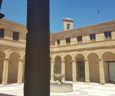 Convento de Justinianas de Jesús y María (Huete)