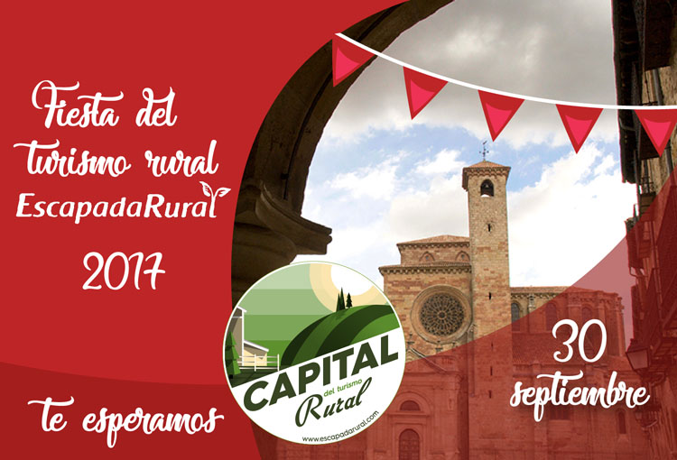 Sigüenza Fiesta Turismo Rural