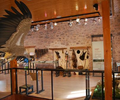 Museo ganadería tradicional del Alto Tajo (Checa)
