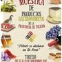 Muestra de Productos Gastronómicos de la Provincia de Toledo.