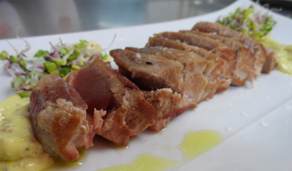 Hierbabuena (Gastronomia de caza)