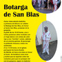 Botarga San Blas Peñalver 2018