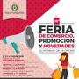 X Feria de comercio, promoción y novedades
