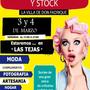 II Feria del Comercio y del Stock