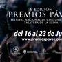 V EDICIÓN PREMIOS PÁVEZ Festival Nacional de Cortometrajes