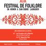 XIX Festival de Folklore en honor a San Isidro Labrador