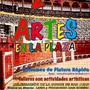II Edición Artes en la Plaza.