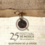 25 FESTIVAL DE MÚSICA DE LA MANCHA