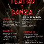 IV FESTIVAL DE TEATRO Y DANZA