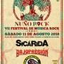 VII Festival Nuño Rock 2018