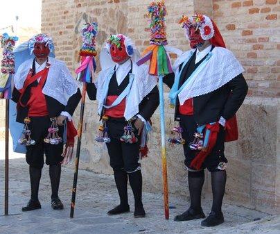 Danzantes Camuñas