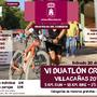 VI Duatlón Cross Villacañas 2018