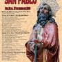Fiestas en Honor a San Pablo