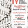 IV Festival Bienal de Bandas de Música