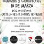 I Feria de Bodas, Bautizos y Comuniones.