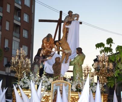 Procesión de Viernes Santo
