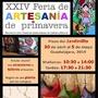 XXIV FERIA DE ARTESANÍA DE PRIMAVERA