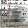 Romería de San Gregorio Villacañas 2019