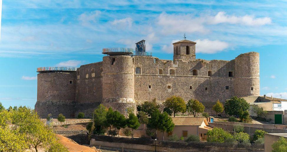 Castillo de Castillo de Garcimuñoz