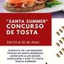 SANTA SUMMER CONCURSO DE TORTA