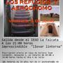 VISITA GUIADA A LOS REFUGIOS Y AERÓDROMO