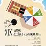 XIX Festival Folclórico de la MANCHA ALTA