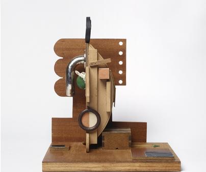 """PAUL JOOSTENS. """"Dada object"""", 1925."""