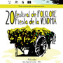 XIV Jornadas de folklore local vendimia 2019