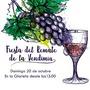 Fiesta del Remate de la Vendimia, con Coros y Danzas Sherezade.