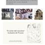 """""""El taller del escultor"""" Grabados de Picasso"""
