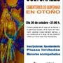 Rutas y Paseos Culturales - Cementerios de Quintanar en Otoño
