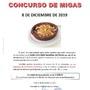 XXXIX CONCURSO DE MIGAS