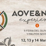 FERIA AOVE & NUTS experience 2020