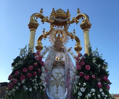 Virgen de Cortes