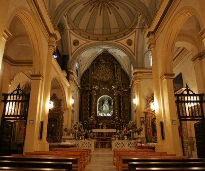 Santuario Virgen de Cortes