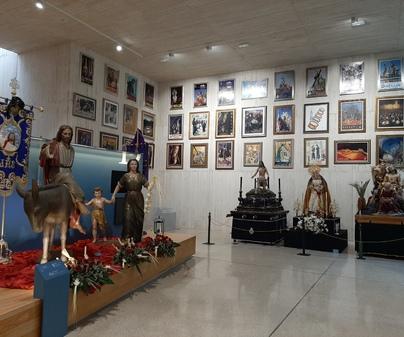 MUSS Museo de Semana Santa y Tamborada Rafael Sánchez Hortelano