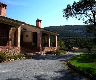 Casas Rurales El Cantueso