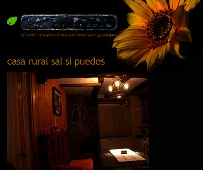 Imagen de Casa Rural Sal si puedes en Cercadillo (Guadalajara)