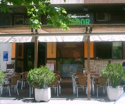 Toledo. Restaurante Abrasador