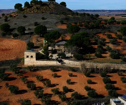 Casa Rural El Balcón de San Roque. Valverde de Jucar (Provincia de Cuenca)
