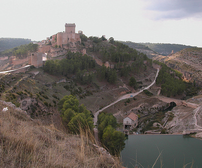 Castillo de Alarcón.