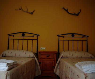 Casa rural Mirador El Castillo I habitación