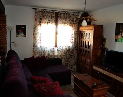 Salon Casa Rural La Dueña