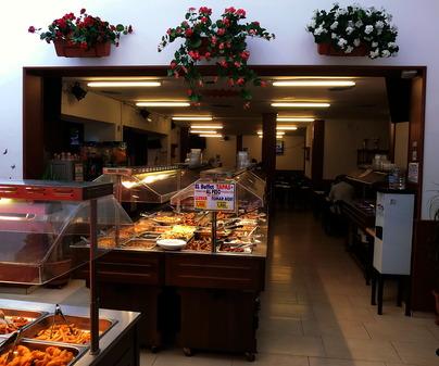 Restaurante El Lago , Almaden (Ciudad Real)