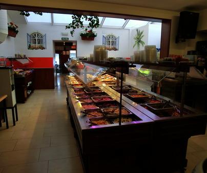 Restaurante el Lago, Almaden (Ciudad Real)