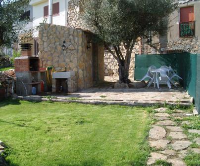 Casa Amelia. Jardín
