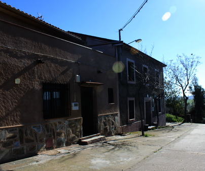 EL GAMONOSO ANCHURAS  ALTOS DEL CIJARA FACHADA