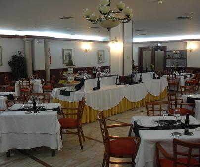 Restaurante Guijas de la Mancha, Ciudad Real