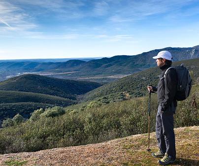 parque nacional cabañeros portada rutas /<b>David Blázquez</b>